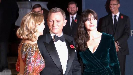 Christoph Waltz und Daniel Craig haben etwas gemeinsam