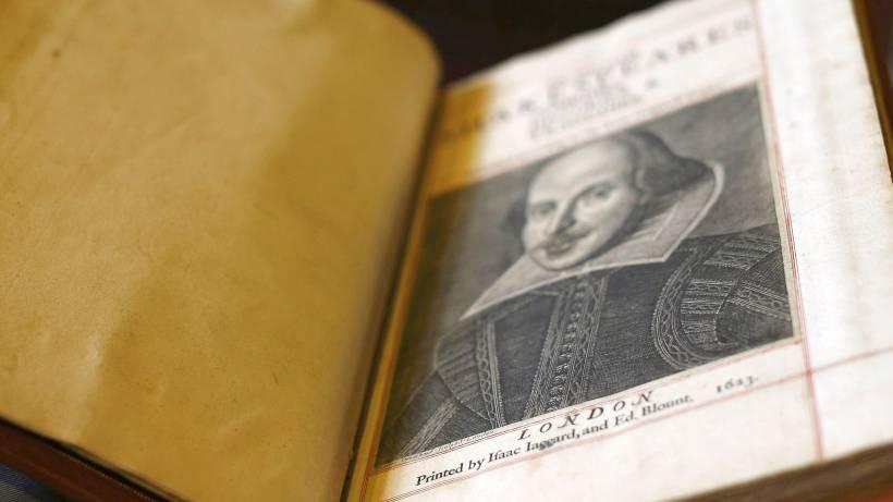 William Shakespeare Sein Oder Nicht Sein Und 15 Der