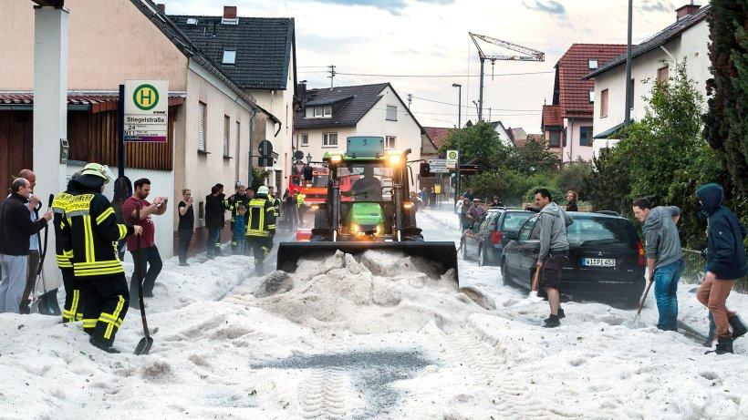 Unwetter Hamburg Heute