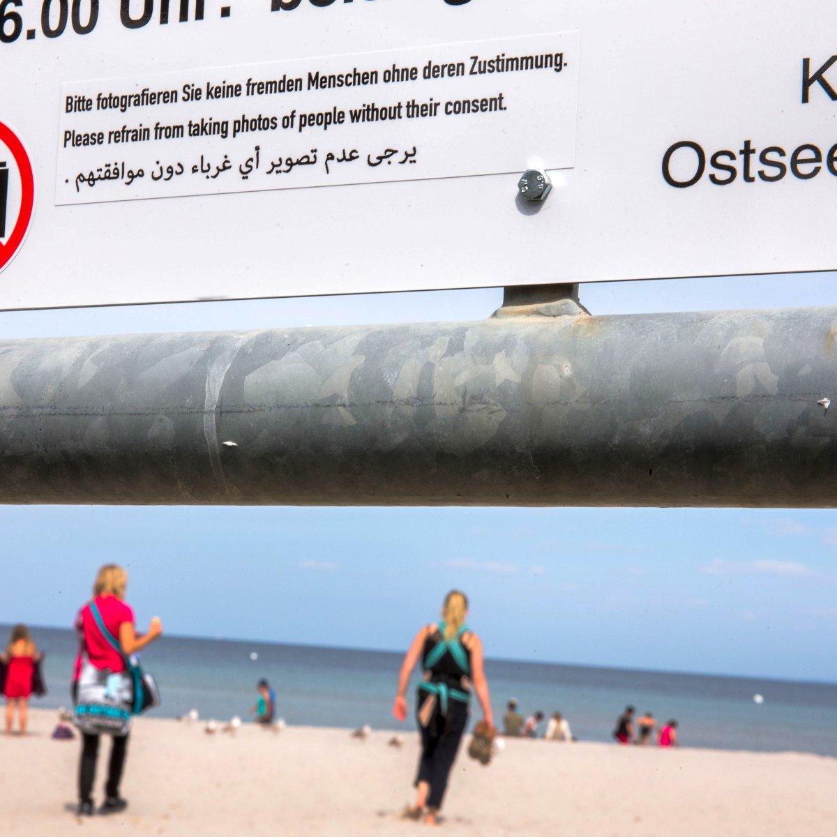 Junge leute strand ostsee fkk Ostsee junge