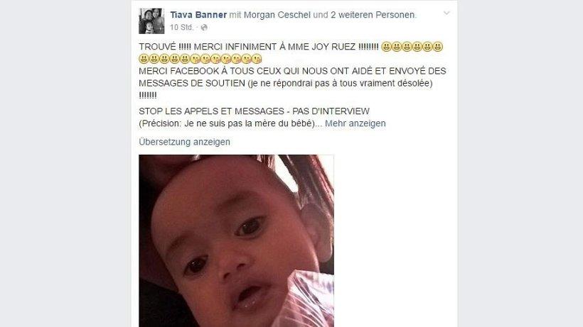 Attentat Facebook: Nizza-Attentat: Familie Findet Baby Dank Facebook Wieder