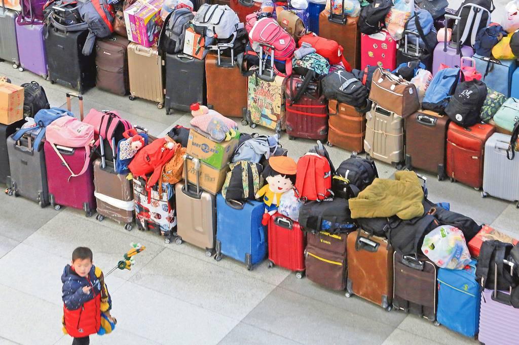 Die größte Reisewelle der Welt hat in China begonnen - Vermischtes ...