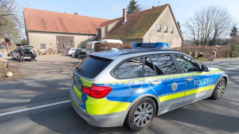 Polizeibericht Hille