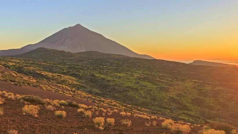 Vulkanausbruch Teneriffa