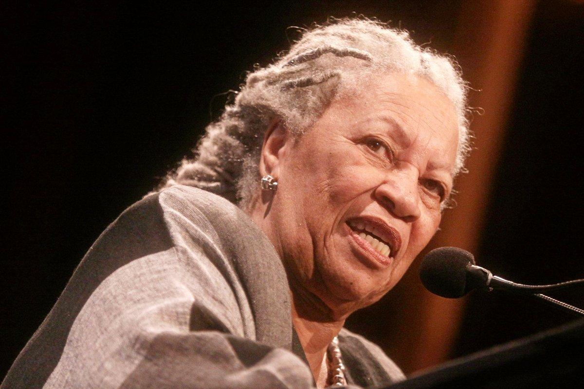 Toni Morrison - US-Schriftstellerin stirbt mit 88 Jahren