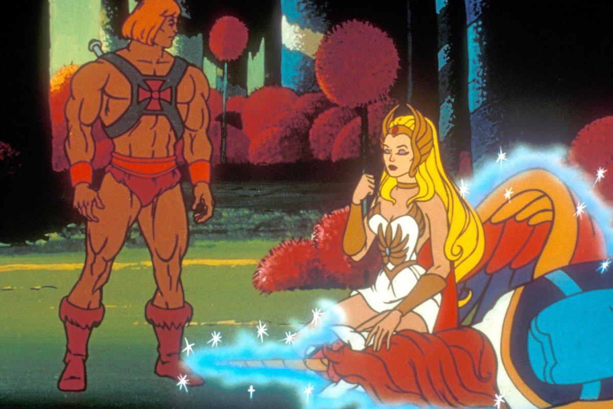 Netflix bringt He-Man und Skeletor in neuer Serie zurück