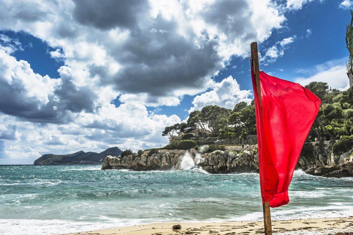 Mallorca-Wetter: Sturm, Regen und Unwetter erwartet - Seltenes Phänomen zieht auf