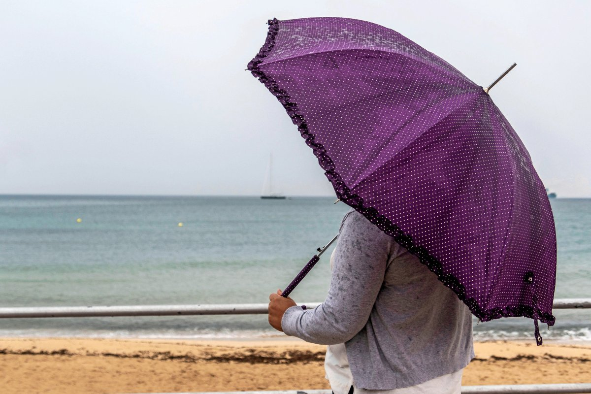Mallorca: Flüge fallen wegen Unwetter aus - Wetter-Phänomen sorgt für Chaos