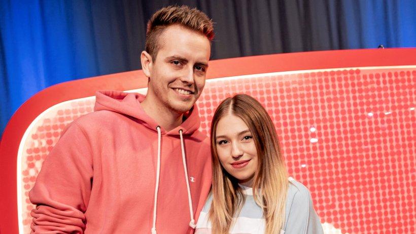 Youtuber-Paar Bibi und Julienco erwarten ein zweites
