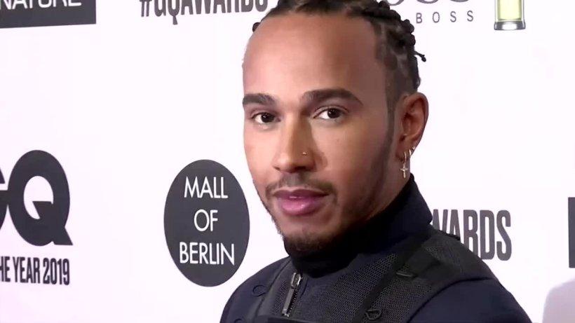 Lewis Hamilton gewinnt GQ Award - Berliner Morgenpost
