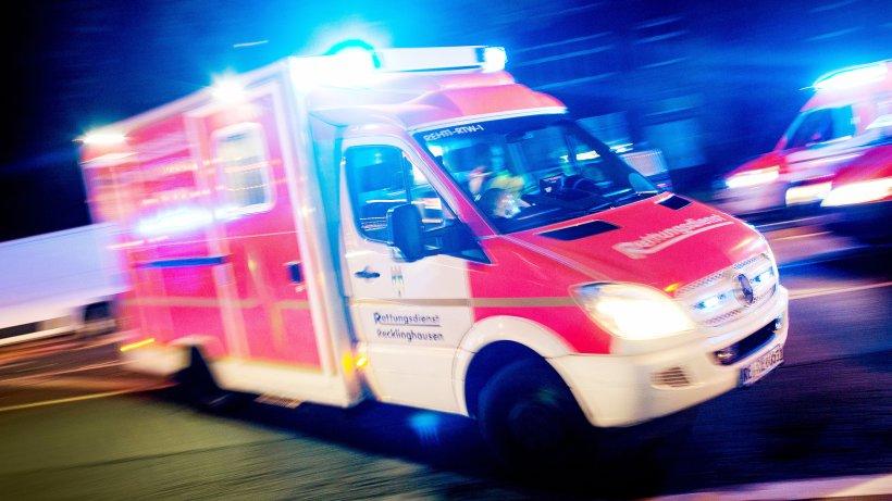 Schöneberg: Unbekannter schießt mit Waffe 57-Jährigem ins Gesicht