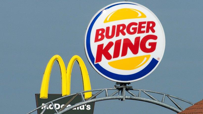Fastfood: So greift Burger King den Konkurrenten McDonald's an
