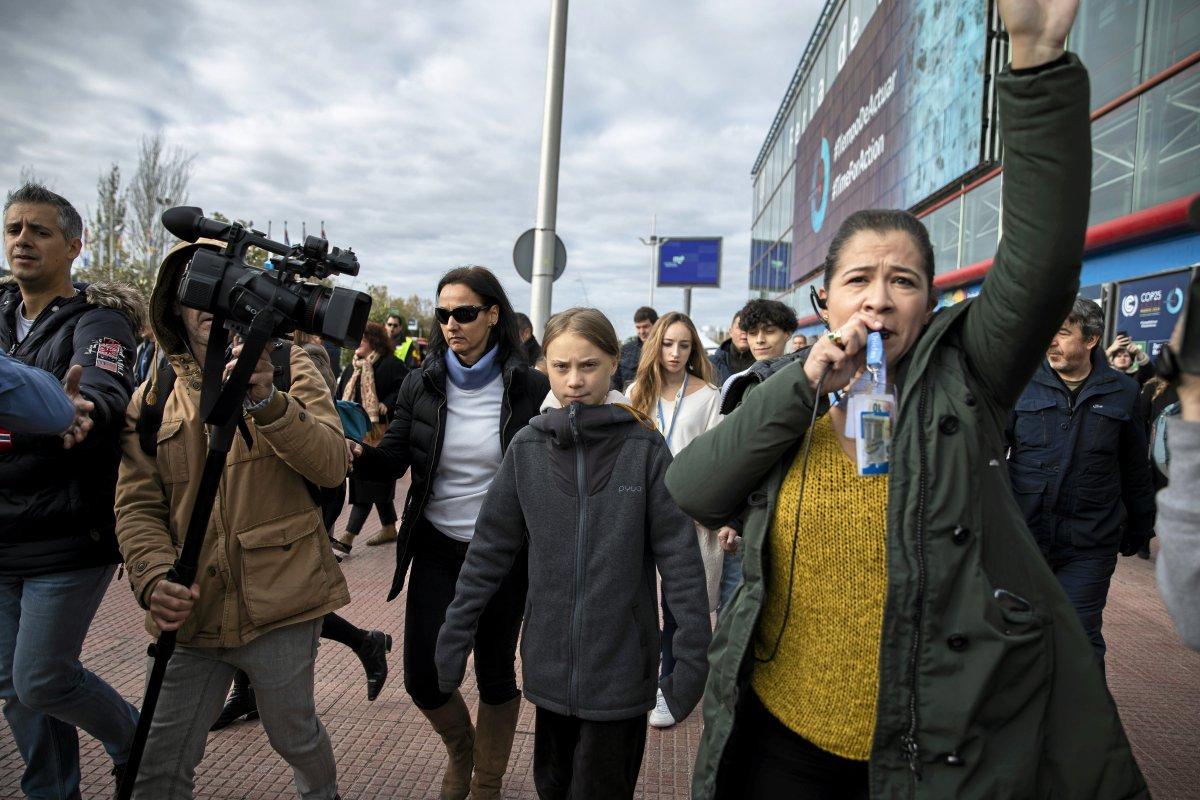 Greta Thunberg: Klima-Aktivistin macht ein trauriges Geständnis