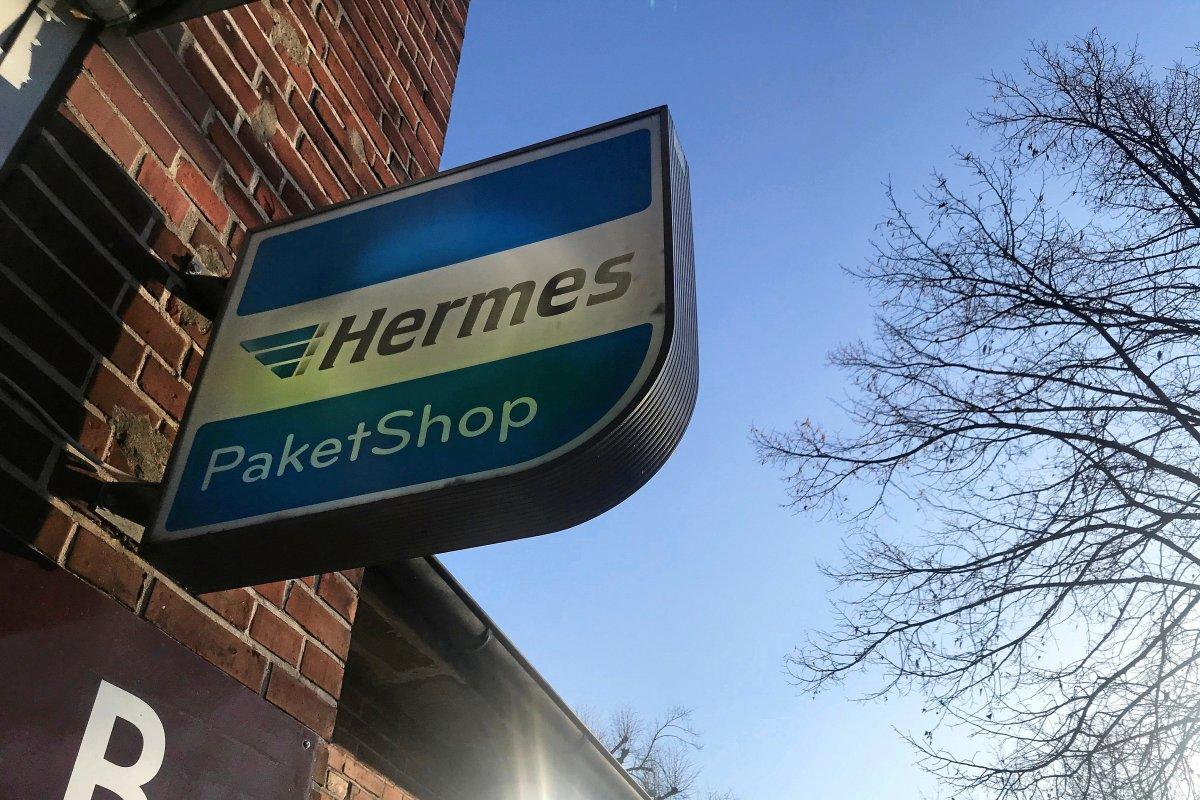 Hermes sorgt vor Weihnachten für Frust bei Kunden - und sorgt für Verwirrung