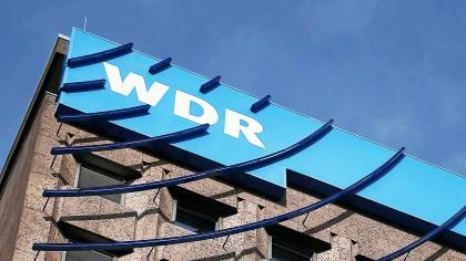 Das Gebäude des WDR in Köln.