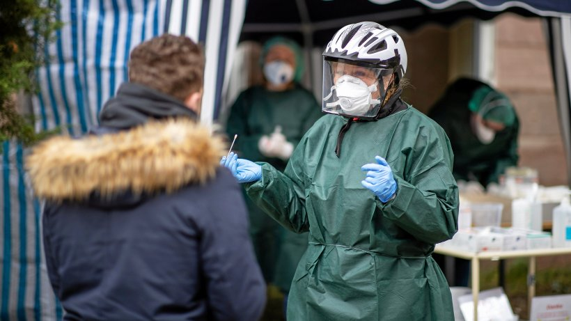 Coronavirus-News-Ticker: Mehr als 90.000 Infizierte und 1200 Tote in Deutschland