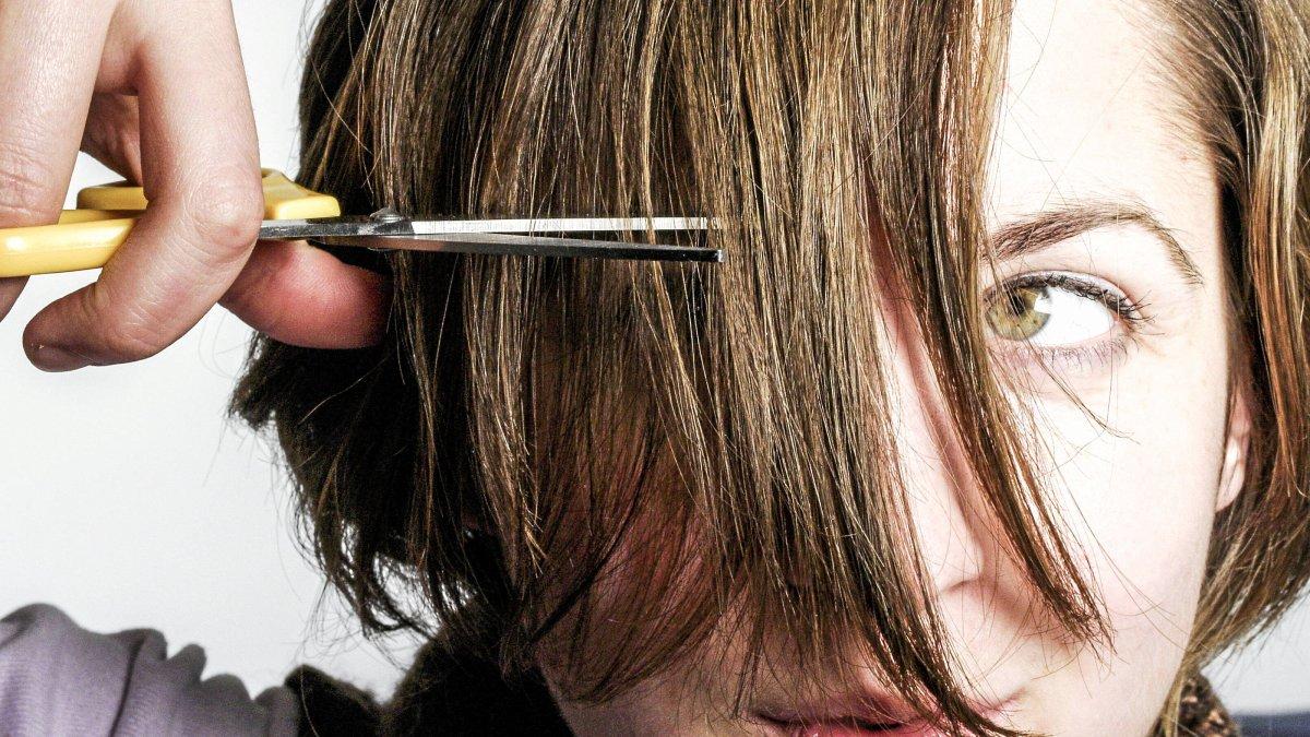 Rasieren nackenhaare Glatze schneiden