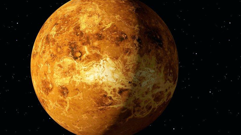 Leben Auf Der Venus