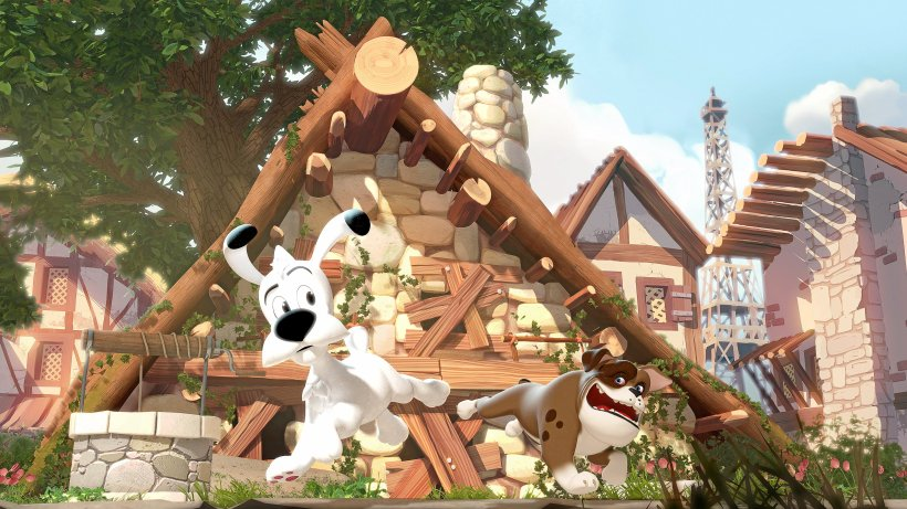 Asterix-Comics: Hund Idefix bekommt eigene Serie auf Super RTL