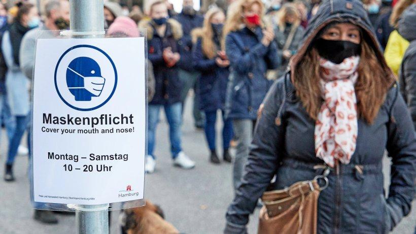 Corona: Strenge Regeln für Weihnachten - 13.500 neue Fälle in Deutschland
