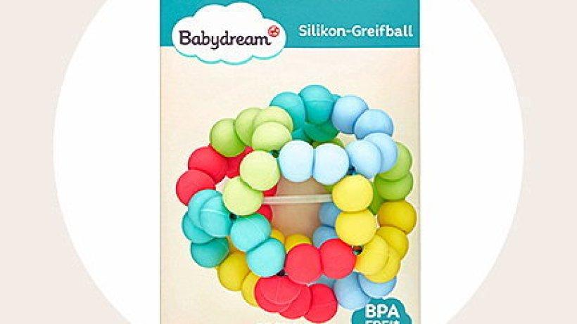 Rückruf bei Rossmann: Baby-Spielzeug kann verschluckt werden