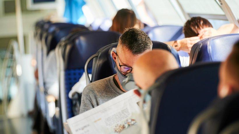Corona und die Bahn: Nur noch 60 Prozent aller Sitze reservierbar