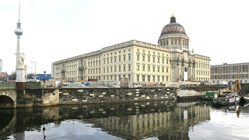 Humboldt Forum in Berlin: Kultursenator Klaus Lederer will an Eintritt festhalten