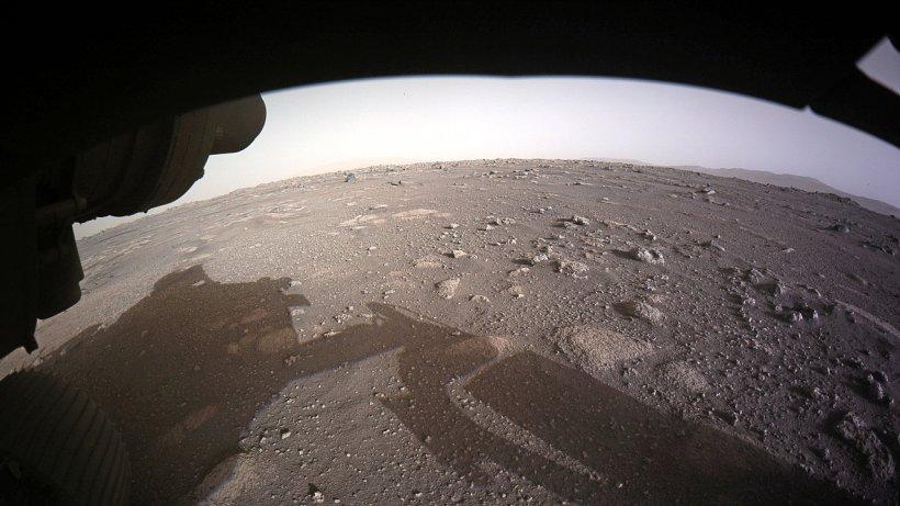 """Mars-Landung: """"Perseverance""""-Rover - Nasa veröffentlicht erste Tonaufnahmen"""