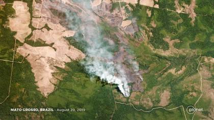 Brasilien Karte Welt.Feuer Im Amazonas Gebiet Jair Bolsonaro Hält Hilfsgelder Für