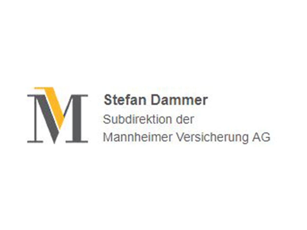 Stefan Dammer von der Mannheimer Versicherung AG versichert Privatleute und besonders Geschäfts-und Firmenkunden – auch schwierige Fälle.