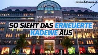 Kadewe Ein Kaufhaus Mit Geschichte Berliner Morgenpost