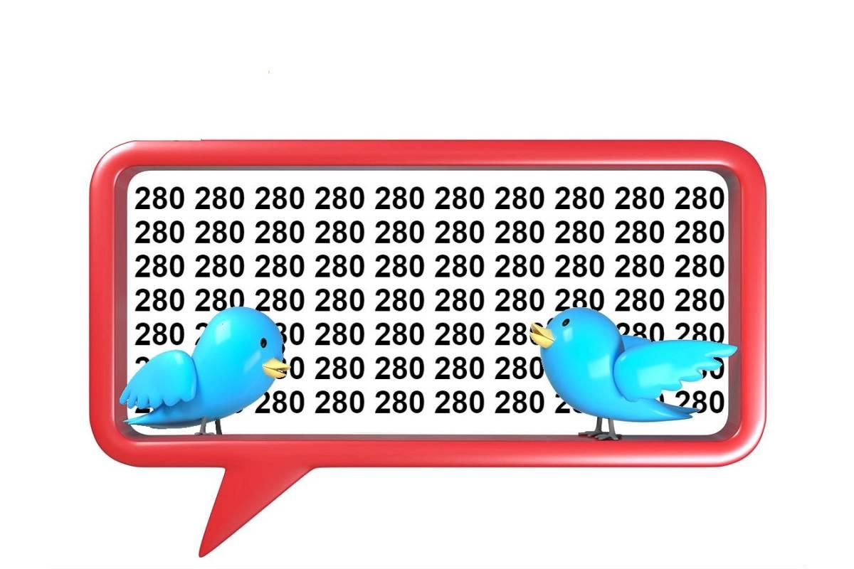 ed48e728f18f6 280 Zeichen für alle: Das bringt die neue Twitter-Regel - Web&Technik -  Berliner Morgenpost