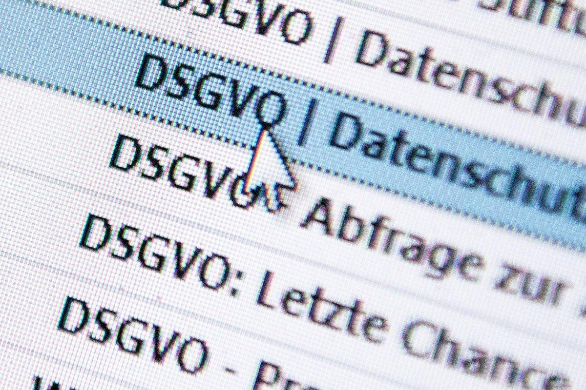 Datenschutzgrundverordnung: Die skurillen Fälle der DSGVO