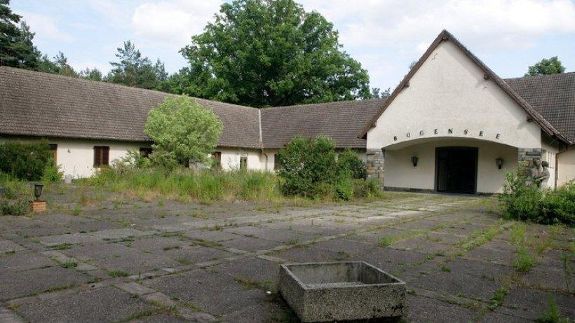Alte Fdj Schule Wird Ohne Goebbels Villa Verkauft