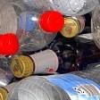 Die Männer hatten wohl gefälschte Pfandetiketten auf Flaschen geklebt