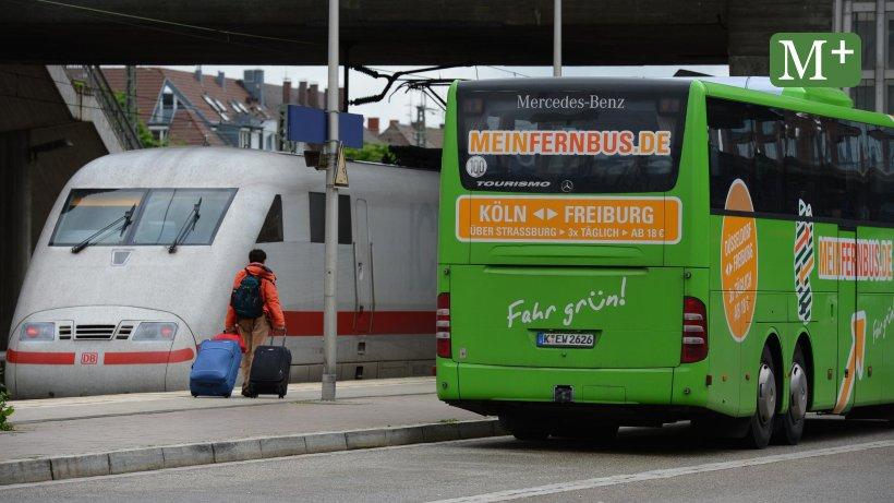 Fernbusse Deutsche Bahn
