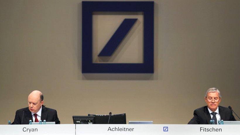 deutsche bank aktion re lehnen neue vorstandsgeh lter ab wirtschaft news zu unternehmen. Black Bedroom Furniture Sets. Home Design Ideas