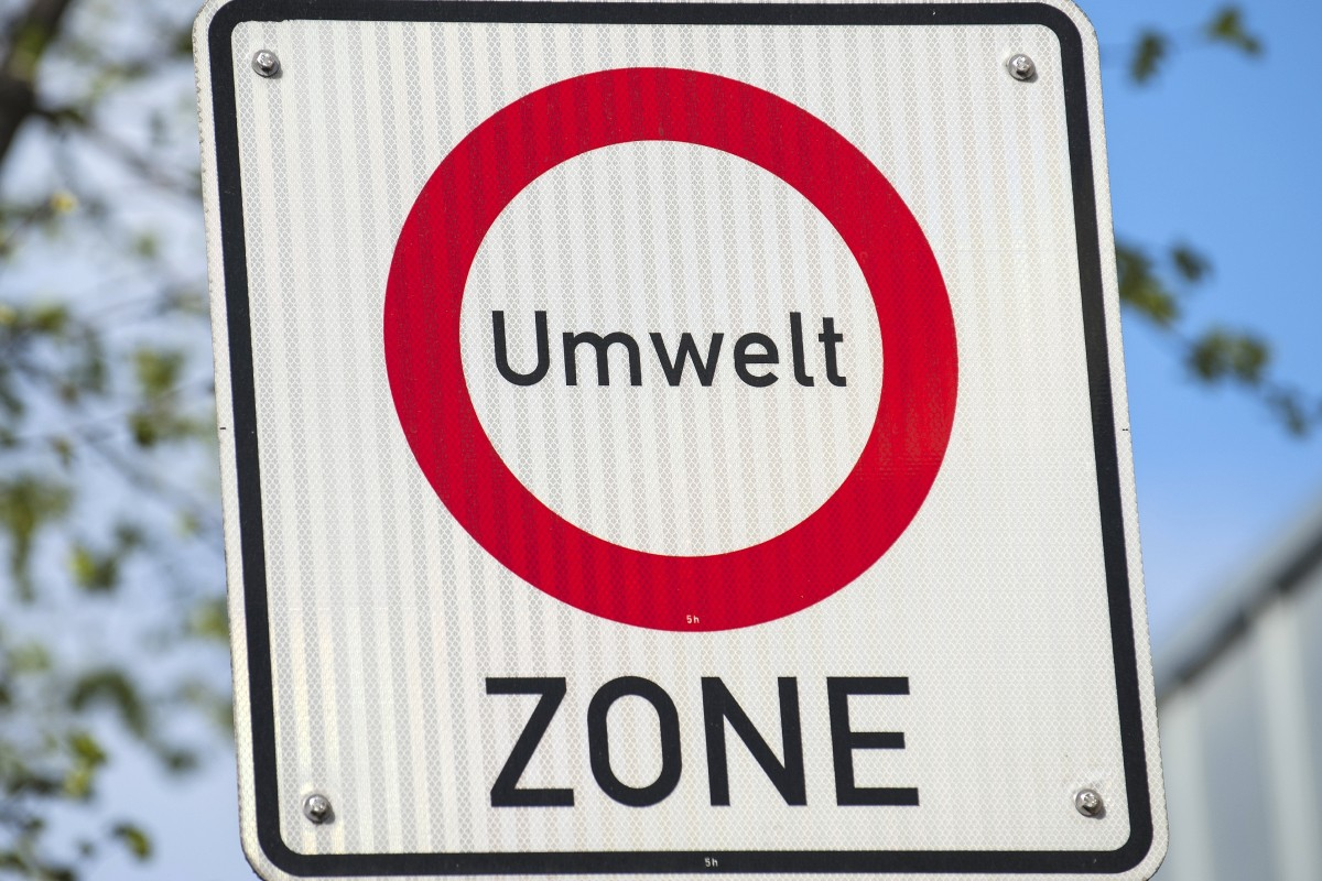 Grune Plaketten Viele Autofahrer Ignorieren Umweltzonen