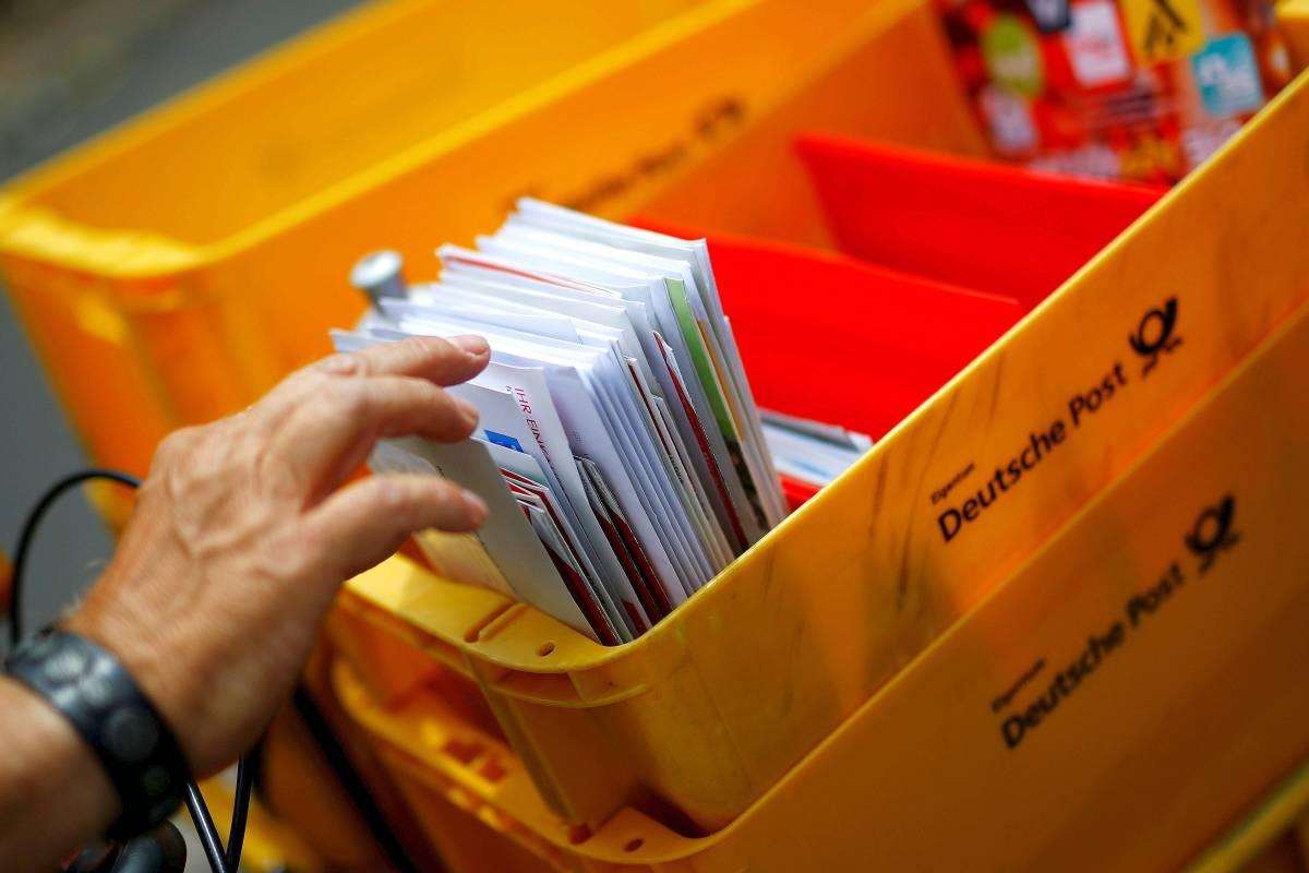 Deutsche Post Briefporto Soll Anfang 2019 Steigen Wirtschaft