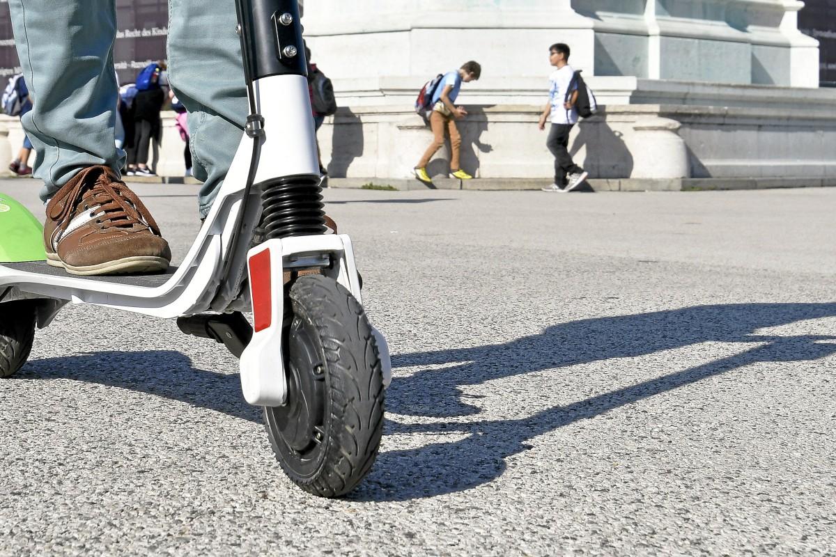 E Scooter In Städten Wie Roller Die Mobilität Verändern