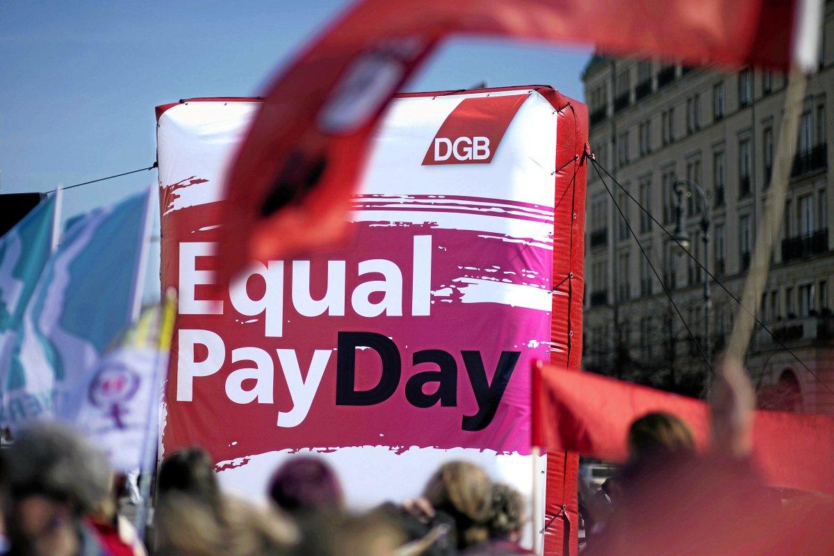 Equal Pay Day: Weiter Gehaltsunterschied zwischen Männern und Frauen