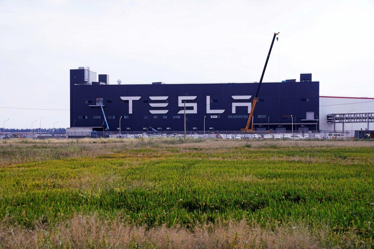 Tesla: So könnte die Gigafactory bei Berlin aussehen