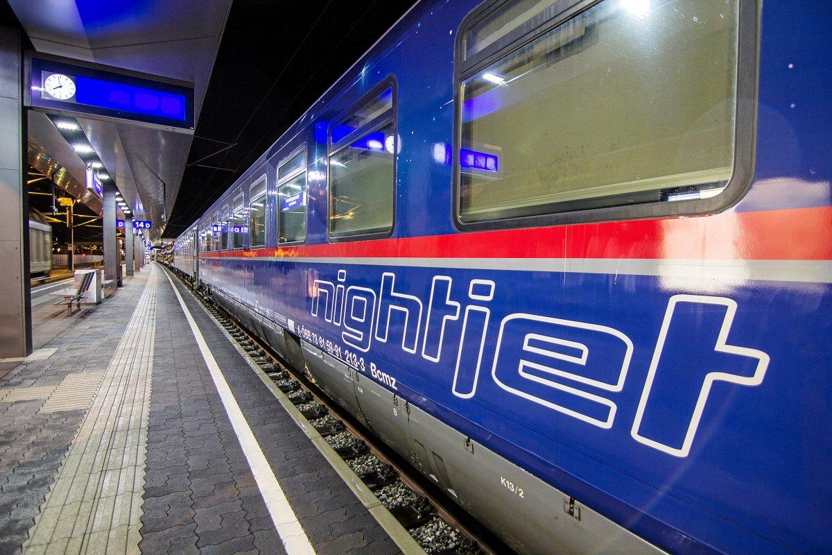 Neue Nachtzug-Linie in Deutschland: Das sind die Stopps
