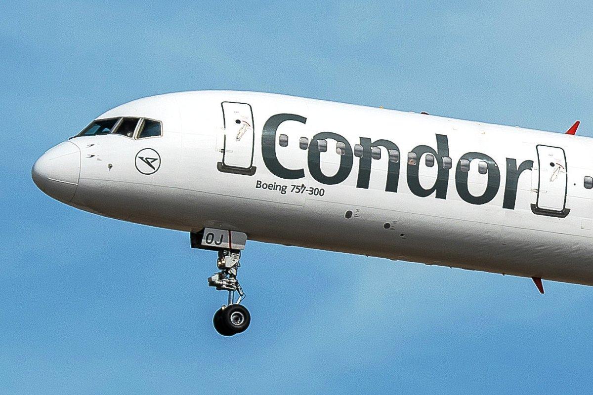 Fluggesellschaft Condor an polnische LOT verkauft