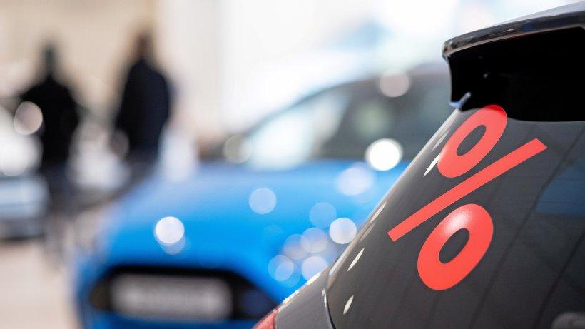 Autoindustrie: Autohändler bieten wieder mehr Rabatt auf Neuwagen