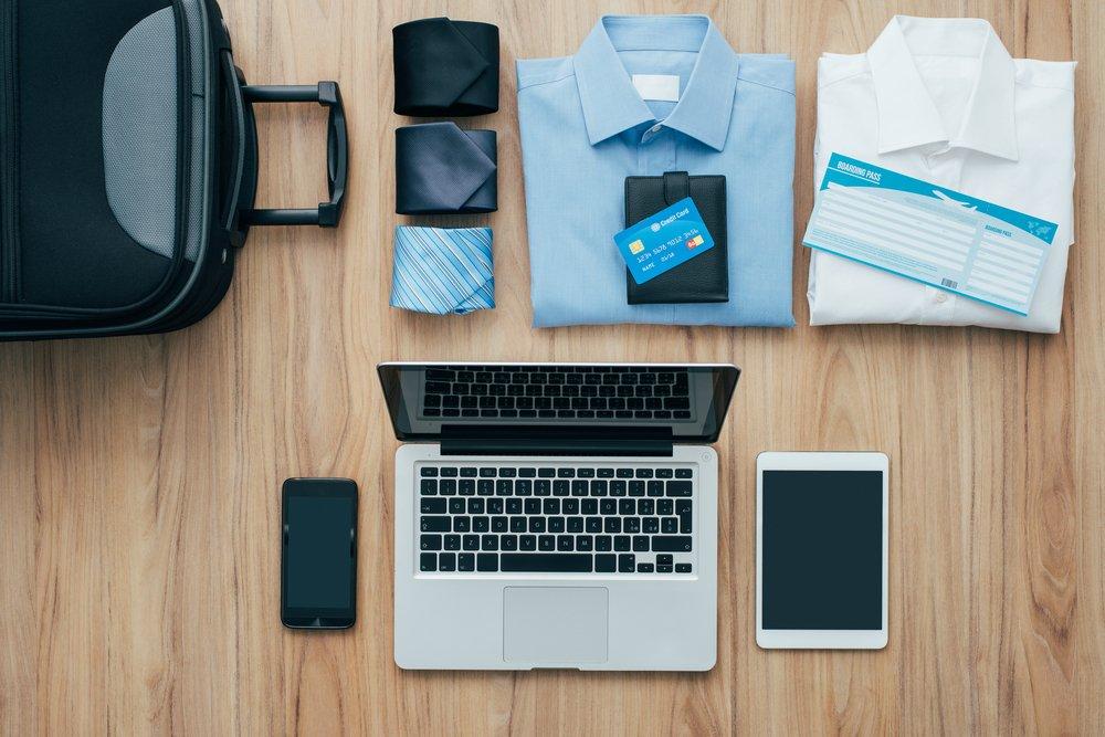 Alles klar für die digitale Dienstreise