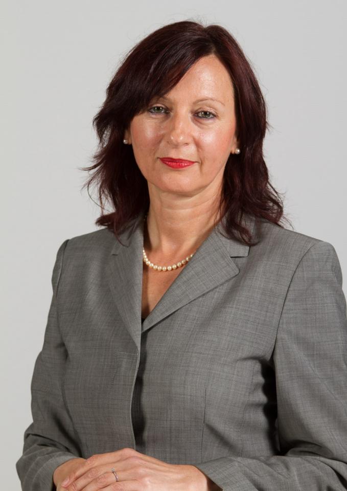 Monika Eickelkamp, Abteilungsleiterin in der IBB